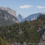 Half Dome desde Half Dome View