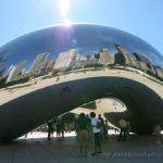 Chicago en el Cloud Gate