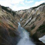Cañon del rio Yellowstone