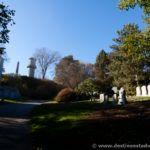Washington Tower, en el cementerio de Mount Auburn