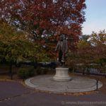 Edward Everett Hale en el Boston Public Garden