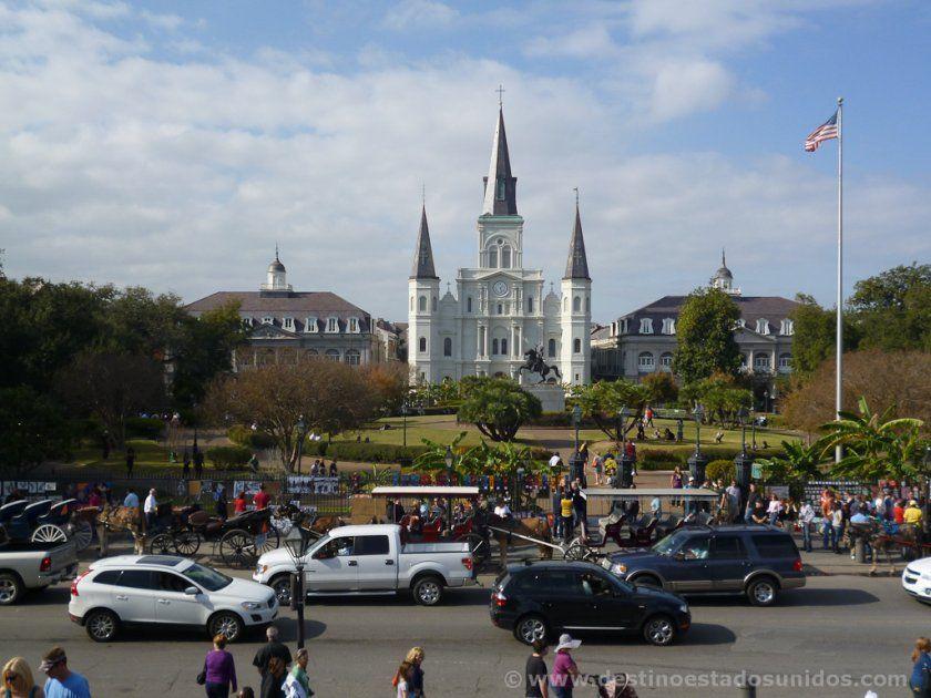 Plaza Jackson