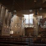 Interior de la Catedral de Nuestra Señora de Los Angeles