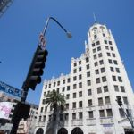 Edificio en Hollywood Boulevard