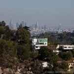 Los Angeles desde las colinas de Griffith Observatory