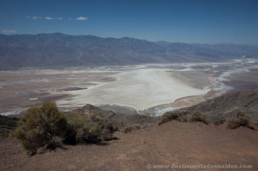 Mirador de Dante's View