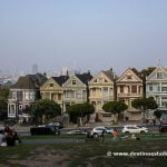 Las Golden Ladies, en Alamo Square