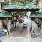 Entrada a Chinatown, en San Francisco